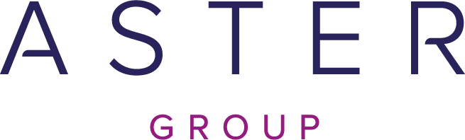 Logo of Aster Group