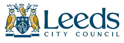 Logo of Leeds City Council