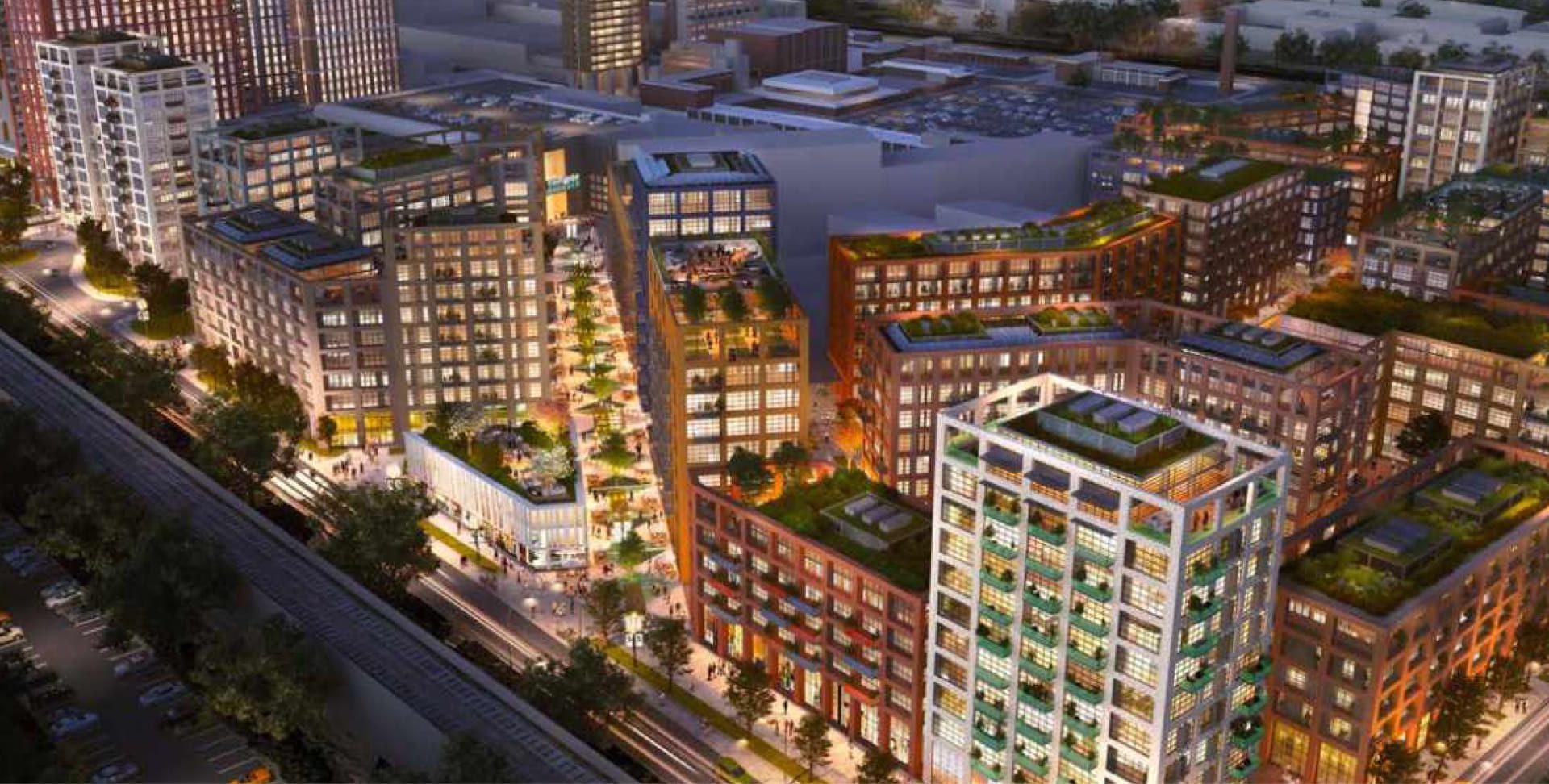 Shopping Centre Development | Eastgate Shopping Centre Basildon | Sovereign Centros