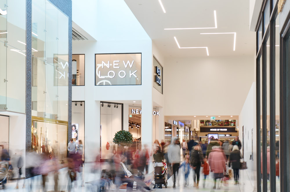 Shopping Centre Repositioning | Telford | Sovereign Centros