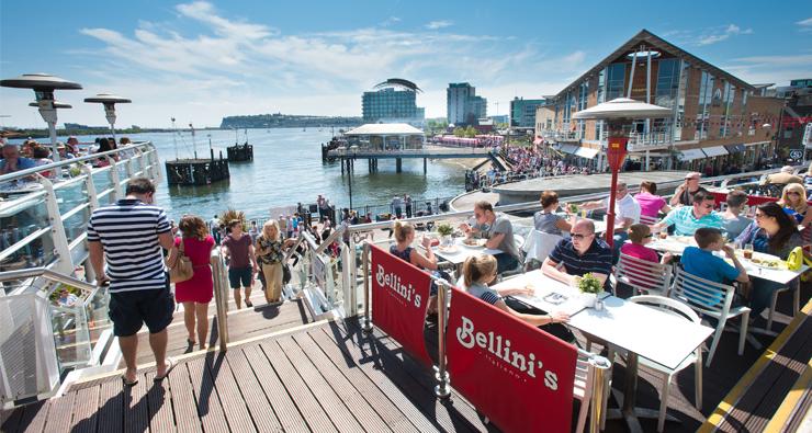 Leisure Development | Mermid Quay, Cardiff Bay | Sovereign Centros